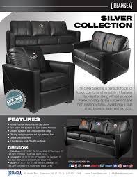 silver sofa custom furniture leather sports furniture