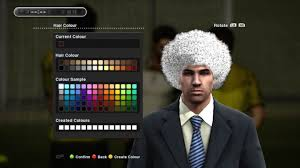 pes 2013 hairstyle pes 2013 master league pes mastery pro evolution soccer tutorials
