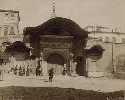 Ottoman Porte Plenty Of Nothing La Sublime Porte