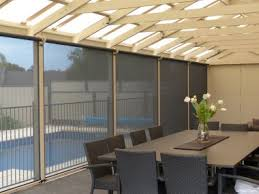 Outdoor Rolling Blinds Outdoor Roller Blinds