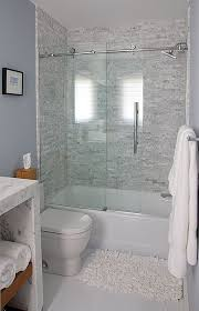 Small Bathroom Tub Tub Shower Combo For Small Bathroom