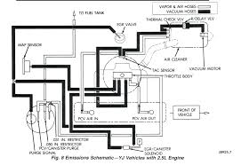 1990 jeep wrangler alternator wiring diagram small jeeps page 90