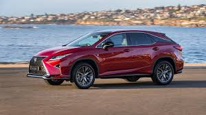 lexus suv 2017 2017 lexus rx200t adds f sport and sports luxury variants prices