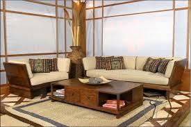 Japanese Living Room Furniture Home Design - Wooden furniture for living room designs