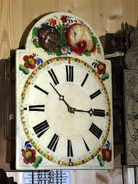 the village and clock museum at guetenbach in the black forest
