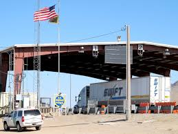 Border Patrol Checkpoints Map U S Drug And Immigration Checkpoints Take Toll On Border Towns