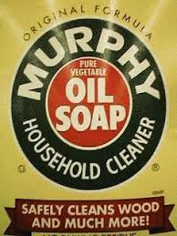 never use murphy s on most wood floors a better formula for