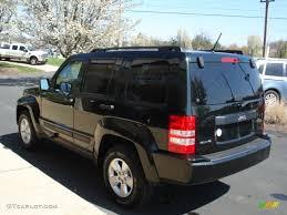 beige jeep liberty 2012 black forest green pearl jeep liberty sport 4x4 63100775