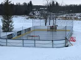 Backyard Rink Ideas Crafty Design Ideas Backyard Rink If You Freeze It They Will Come