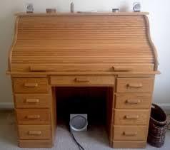 solid oak roll top desk oak roll top desk