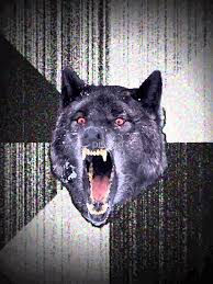 Insanity Wolf Meme - insanity wolf meme graphic t shirt by piscao redbubble