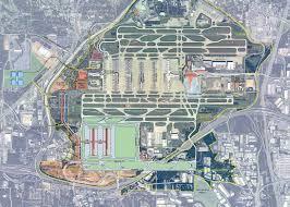 Gatech Map Air Transportation Laboratory Daniel Guggenheim Of