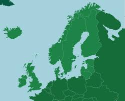 northern map northern europe countries map quiz