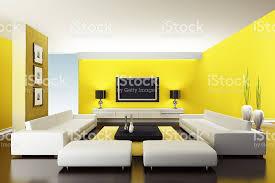 yellow livingroom modern yellow livingroom stock photo 157619628 istock