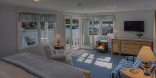 boothbay harbor maine b and b lodging inn waterfront luxury intown