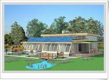 environmentally friendly house plans green passive solar house plans 1