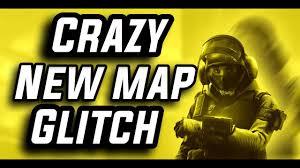 crazy new map glitch raibow six siege youtube