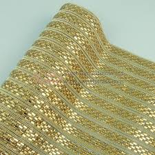 wholesale rhinestones hotfix rhinestones crystals hot fix hotfix golden metal chain glass rhinestone sheet mesh wholesale