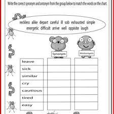 language arts 2nd grade worksheets worksheets