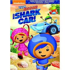 Team Umizoomi Halloween Costume Team Umizoomi Meet Shark Car Walmart Canada