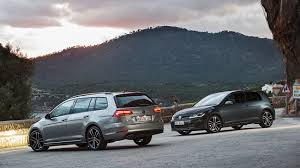 volkswagen golf mk6 vw golf gtd estate 2017 review by car magazine
