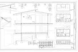 file elevations floor plans house 3409 hill court