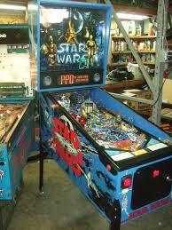 data east star wars pinball machine with death star u0026 r2d2 led