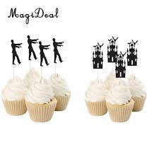 Halloween Castle Cakes by Online Buy Wholesale Zombie Cupcakes From China Zombie Cupcakes