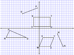 geometry coordinate plane translate or slide math worksheet for