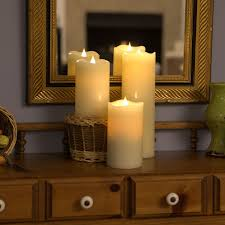 solare 3d flameless candles with color hue technology shopflipo