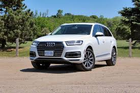 audi jeep 2016 2017 audi q7 technik autos ca