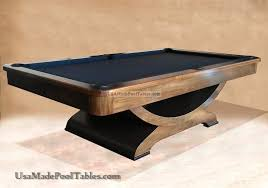 Pool Table Disassembly by Millenium Contemporary Pool Table Pool Tables For Sale