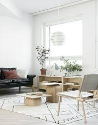 Wohnzimmer Nordischer Stil Skandinavisch Wohnen 50 Schicke Ideen Innendesign Möbel Zenideen