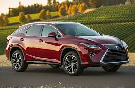 lexus crossovers 10 most popular luxury suvs and crossovers j d power cars