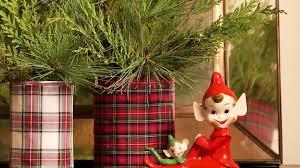 Moose Christmas Tree Skirt Homemade Christmas Gifts Ornaments Decorations Crafts Hgtv