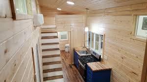 gooseneck trailer tiny house alpine homes