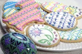 seashell shaped cookies no cookie cutter no problem flourish king arthur flour