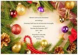 christmas craft fayre u2013 love andover