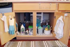 kitchen sink cabinet liner picture how to make a kitchen sink