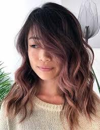 ambry on black hair 20 amazing dark ombre hair color ideas