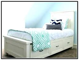 twin bed with drawers and bookcase headboard white twin storage bed with bookcase headboard