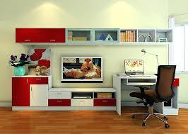 Tv Computer Desk Tv Racks Astonishing Desk Tv Stand High Resolution Wallpaper