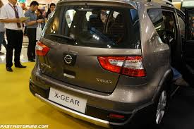 etcm offers impul tuned nissan nissan launches new x gear facelift priced at rm89 800
