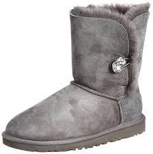 ugg australia sale damen amazon com ugg s bailey button bling winter boot boots