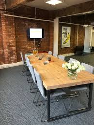Industrial Boardroom Table 414 Best Our Reclaimed Furniture Pieces Images On Pinterest