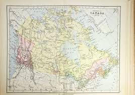Eastern Canada Map by Historical Boundaries Of Canada The Canadian Encyclopedia