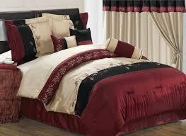 Burgundy Duvet Sets Burgundy And Gold Comforter Sets Home Design Ideas Regarding