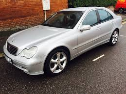 lexus is diesel saloon c200 se 4dr used mercedes benz c class avantgarde se for sale motors co uk