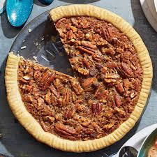 pecan pie thanksgiving chocolate bourbon pecan pie recipe myrecipes