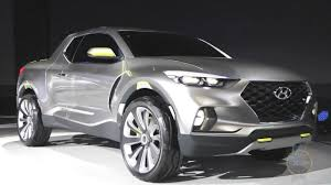 hyundai crossover truck hyundai santa cruz concept 2015 detroit auto show youtube